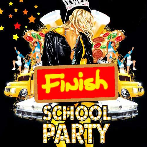 MERCREDI 5 JUILLET : Finish School Party