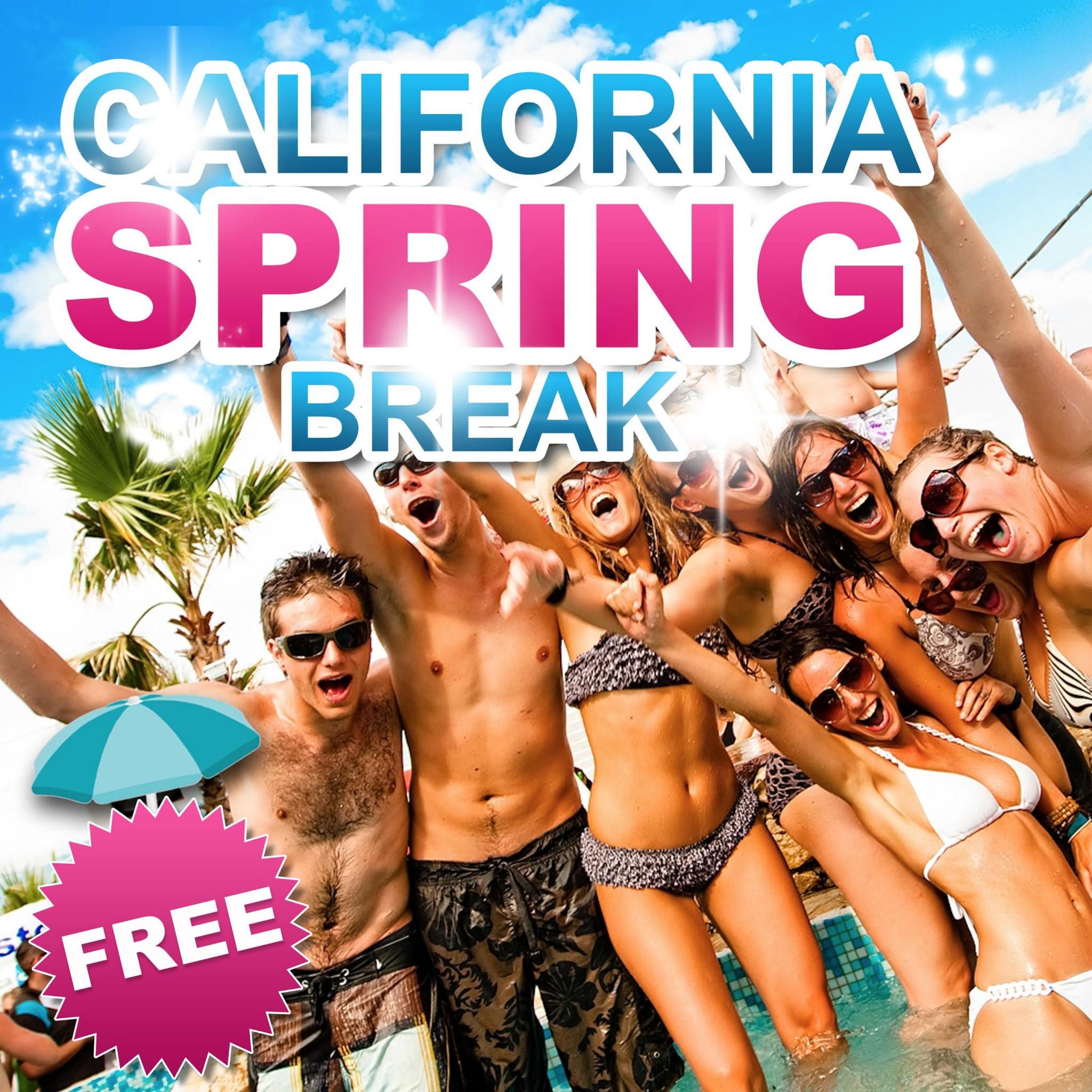 VEILLE FÉRIÉ : Spring Break
