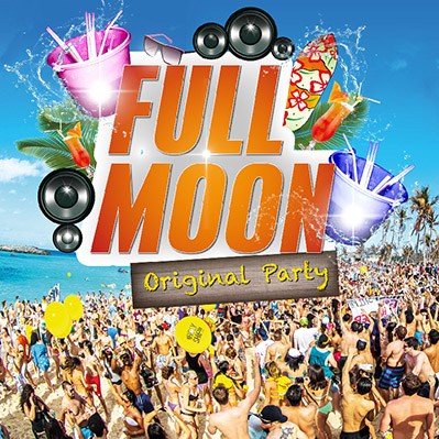 VEILLE FERIE : Full Moon Party