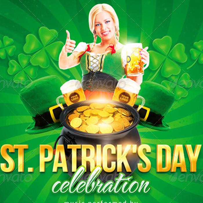 MARDI 17 MARS : Saint Patrick Party